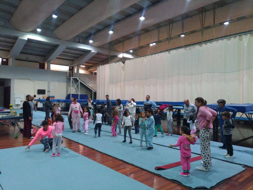 Festa do Pijama 2017 - Gimno Clube de Santarém