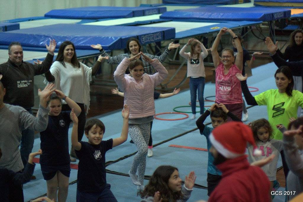Gimno Clube de Santarém - Festa de Natal 2017