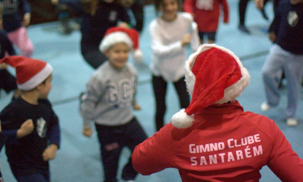 Festa de Natal GCS 2017 - Gimno Clube de Santarém