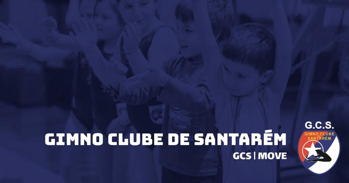 GCS | MOVE - Gimno Clube de Santarém
