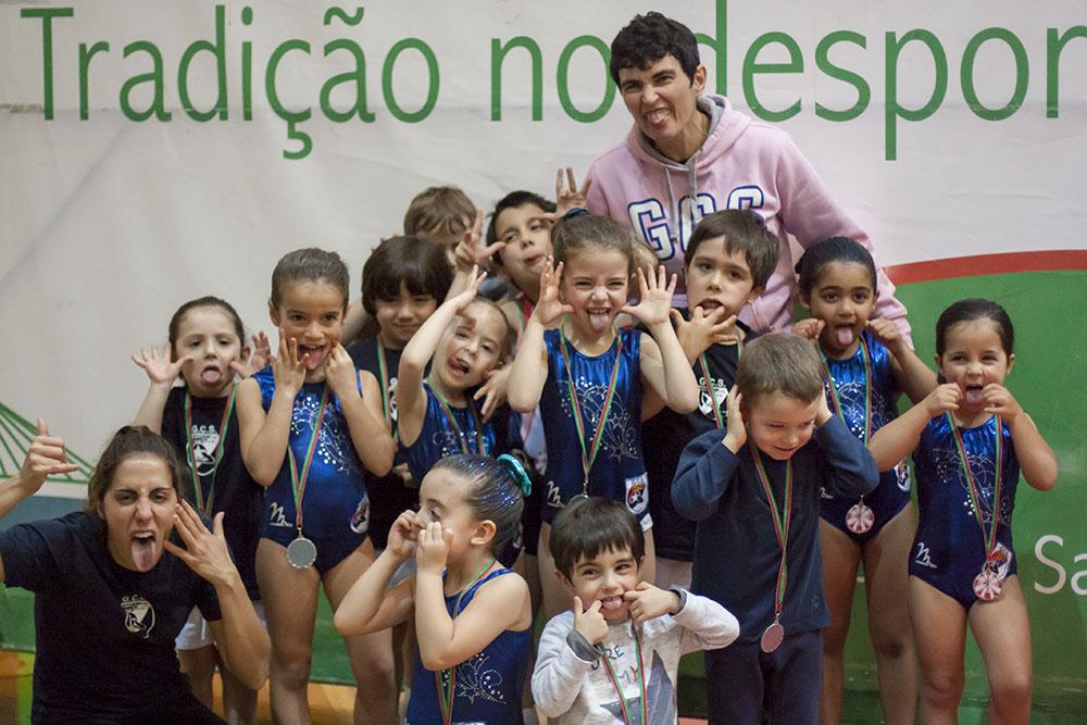 Campeonato Distrital de Trampolins - Santarém 2018