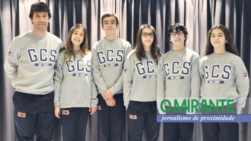 O Mirante: Ginastas de Santarém participaram em competição na Holanda