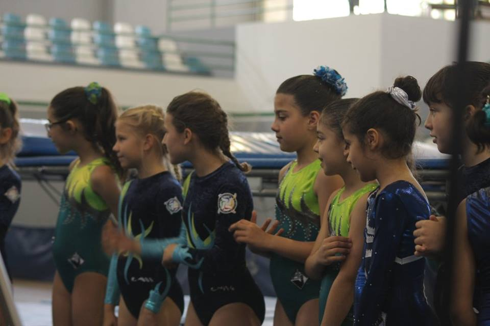 Gimno Clube de Santarém no II Torneio Jovem 2018
