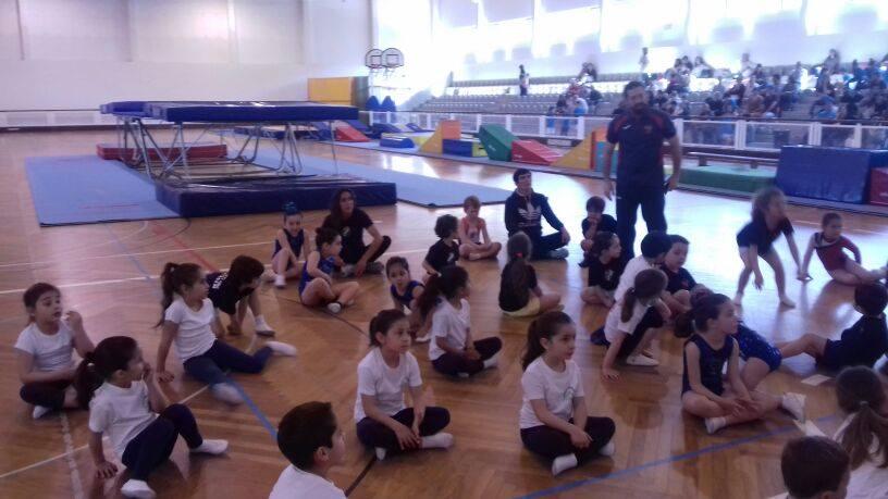 Gimno Clube de Santarém no Torneio de Encerramento Distrital